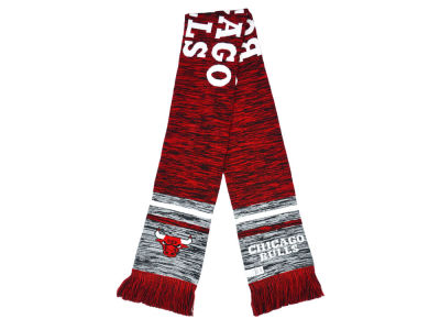 Chicago Bulls Knit Color Blend Scarf
