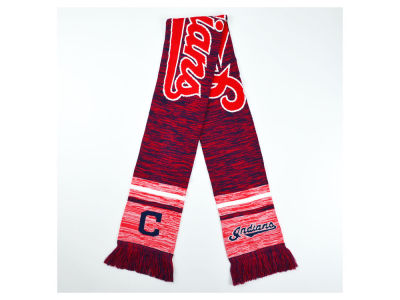 Cleveland Indians Knit Color Blend Scarf