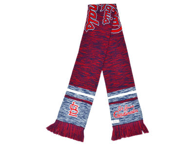 St. Louis Cardinals Knit Color Blend Scarf