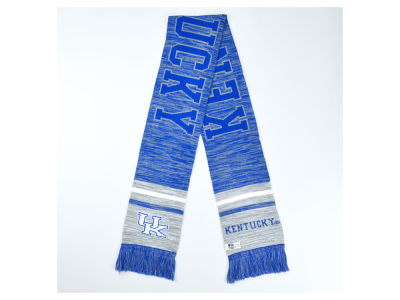 Kentucky Wildcats Knit Color Blend Scarf