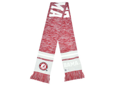Alabama Crimson Tide Knit Color Blend Scarf