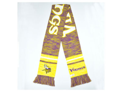 Minnesota Vikings Knit Color Blend Scarf
