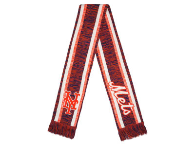 New York Mets Big Logo Acrylic Knit Scarf