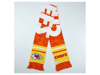 Kansas City Chiefs Knit Color Blend Scarf