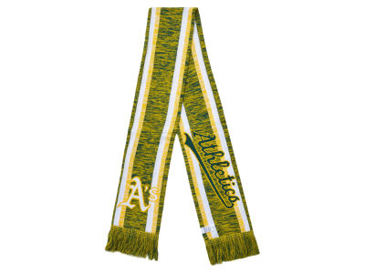 Oakland Athletics Big Logo Acrylic Knit Scarf