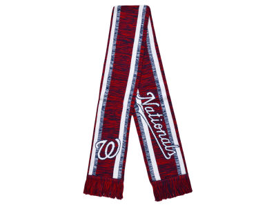 Washington Nationals Big Logo Acrylic Knit Scarf