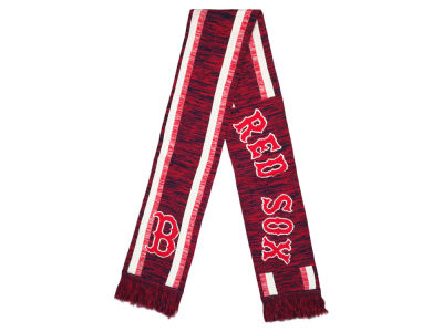 Boston Red Sox Big Logo Acrylic Knit Scarf