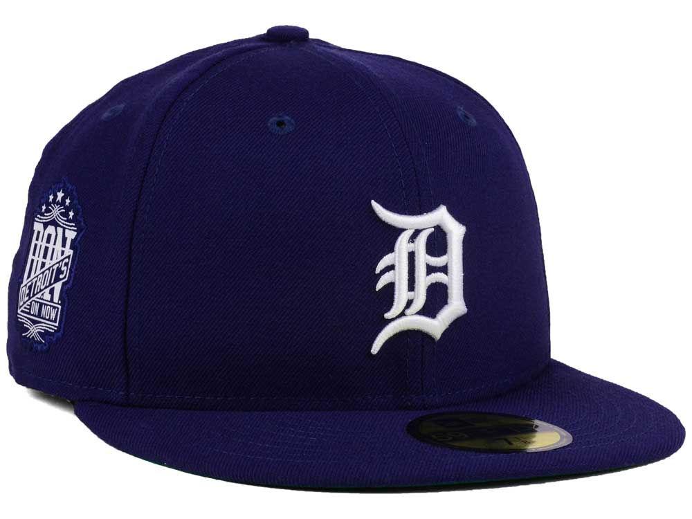 Detroit Tigers New Era MLB X Big Sean 59FIFTY Cap  0bc16043638b