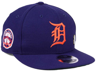 Detroit Tigers New Era MLB X Big Sean 9FIFTY Snapback Cap