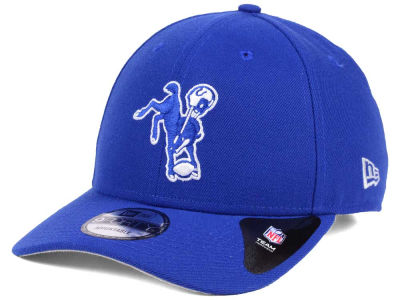 Indianapolis Colts New Era NFL Historic 9FORTY Cap