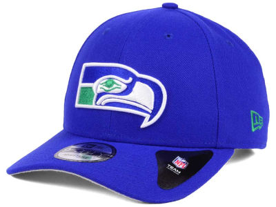 Seattle Seahawks New Era NFL Historic 9FORTY Cap