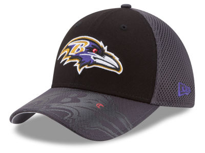 Baltimore Ravens New Era NFL Visor Hit 39THIRTY Cap