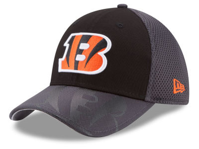 Cincinnati Bengals New Era NFL Visor Hit 39THIRTY Cap