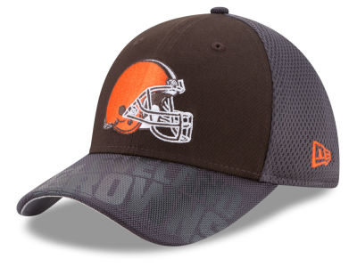Cleveland Browns New Era NFL Visor Hit 39THIRTY Cap