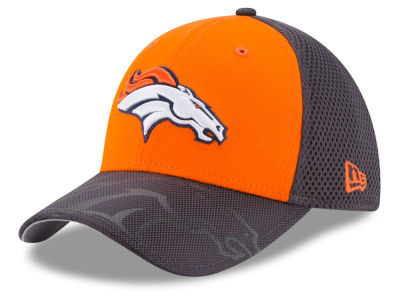Denver Broncos New Era NFL Visor Hit 39THIRTY Cap