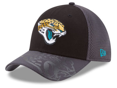 Jacksonville Jaguars New Era NFL Visor Hit 39THIRTY Cap