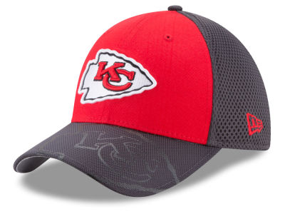Kansas City Chiefs New Era NFL Visor Hit 39THIRTY Cap