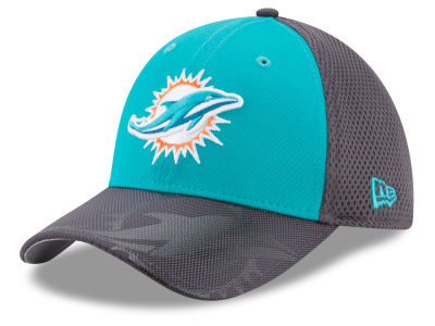 Miami Dolphins New Era NFL Visor Hit 39THIRTY Cap