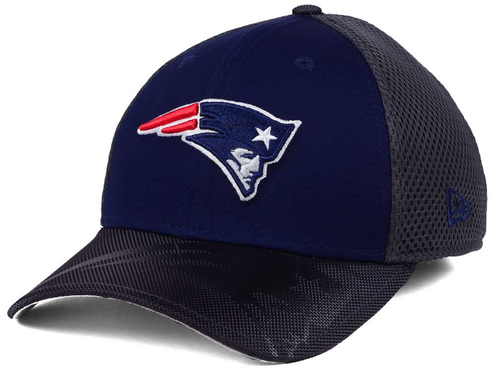 693deb963dd ... czech new england patriots new era nfl visor hit 39thirty cap aa189  9dc12