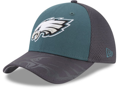 Philadelphia Eagles New Era NFL Visor Hit 39THIRTY Cap