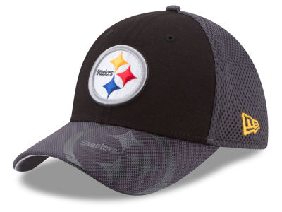 Pittsburgh Steelers New Era NFL Visor Hit 39THIRTY Cap