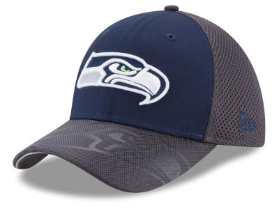 Seattle Seahawks New Era NFL Visor Hit 39THIRTY Cap
