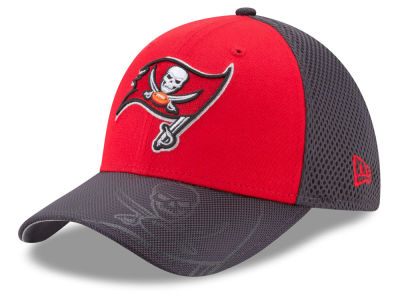 Tampa Bay Buccaneers New Era NFL Visor Hit 39THIRTY Cap