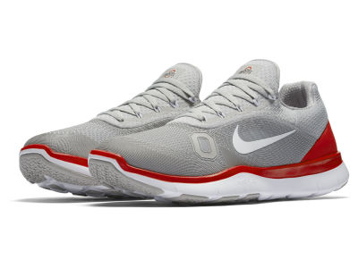 Ohio State Buckeyes Nike NCAA Free Trainer V7 Shoes
