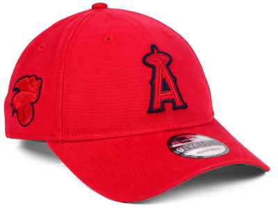 Los Angeles Angels New Era MLB Chain Stitch 9TWENTY Cap