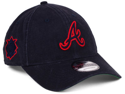 Atlanta Braves New Era MLB Chain Stitch 9TWENTY Cap