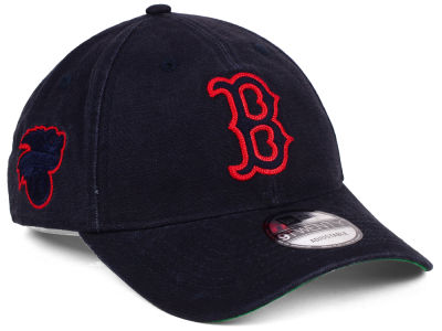 Boston Red Sox New Era MLB Chain Stitch 9TWENTY Cap
