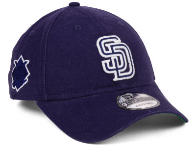 San Diego Padres New Era MLB Chain Stitch 9TWENTY Cap