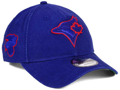 Toronto Blue Jays New Era MLB Chain Stitch 9TWENTY Cap
