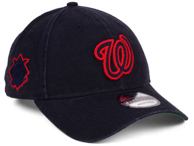 Washington Nationals New Era MLB Chain Stitch 9TWENTY Cap