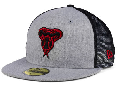 Arizona Diamondbacks New Era MLB New School Mesh 59FIFTY Cap