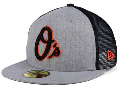 Baltimore Orioles New Era MLB New School Mesh 59FIFTY Cap