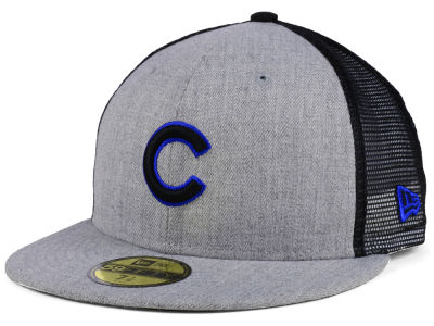 Chicago Cubs New Era MLB New School Mesh 59FIFTY Cap