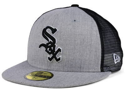 Chicago White Sox New Era MLB New School Mesh 59FIFTY Cap