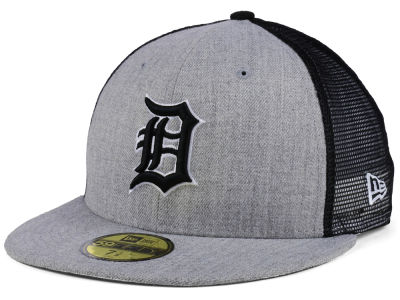 Detroit Tigers New Era MLB New School Mesh 59FIFTY Cap