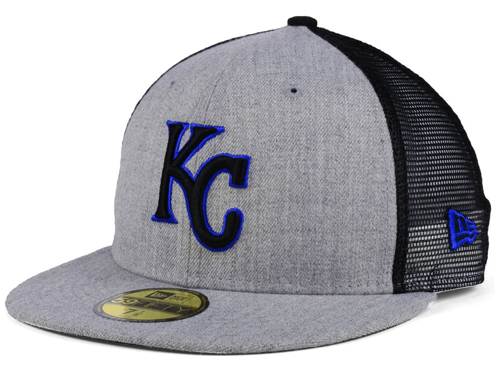 ... new zealand kansas city royals new era mlb new school mesh 59fifty cap  da510 dcff9 9300c9d8abb0