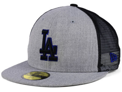 Los Angeles Dodgers New Era MLB New School Mesh 59FIFTY Cap