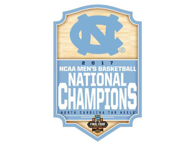 North Carolina Tar Heels 11x17 Wood Sign-EVENT