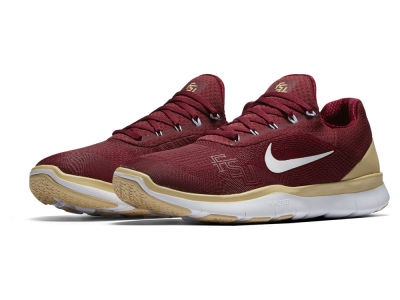 Florida State Seminoles Nike NCAA Free Trainer V7 Shoes