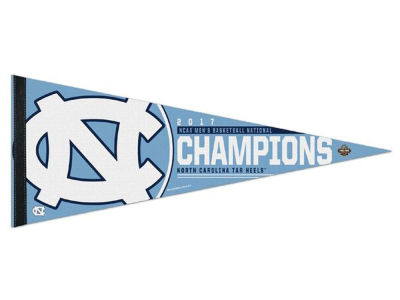 North Carolina Tar Heels 12x30 Event Premium Pennant