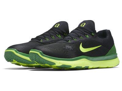 Oregon Ducks Nike NCAA Free Trainer V7 Shoes