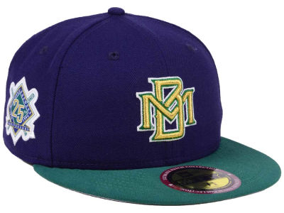 Milwaukee Brewers New Era MLB Ultimate Patch Collection Anniversary 59FIFTY Cap