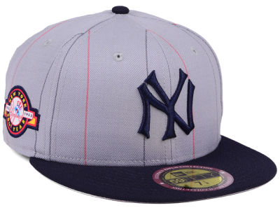 New York Yankees New Era MLB Ultimate Patch Collection Anniversary 59FIFTY Cap