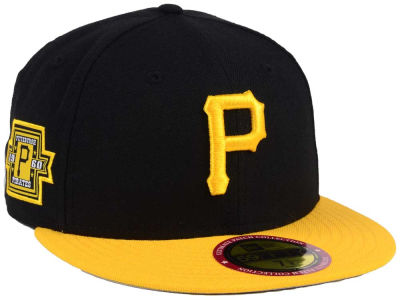Pittsburgh Pirates New Era MLB Ultimate Patch Collection Anniversary 59FIFTY Cap