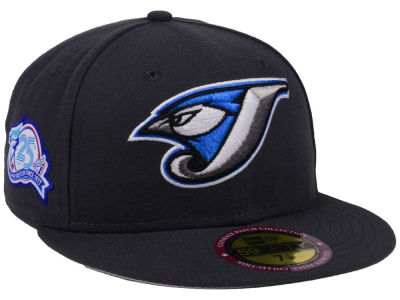 Toronto Blue Jays New Era MLB Ultimate Patch Collection Anniversary 59FIFTY Cap