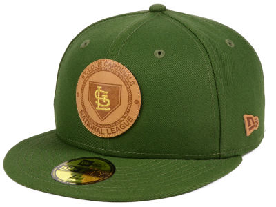 St. Louis Cardinals New Era MLB Vintage Olive 59FIFTY Cap